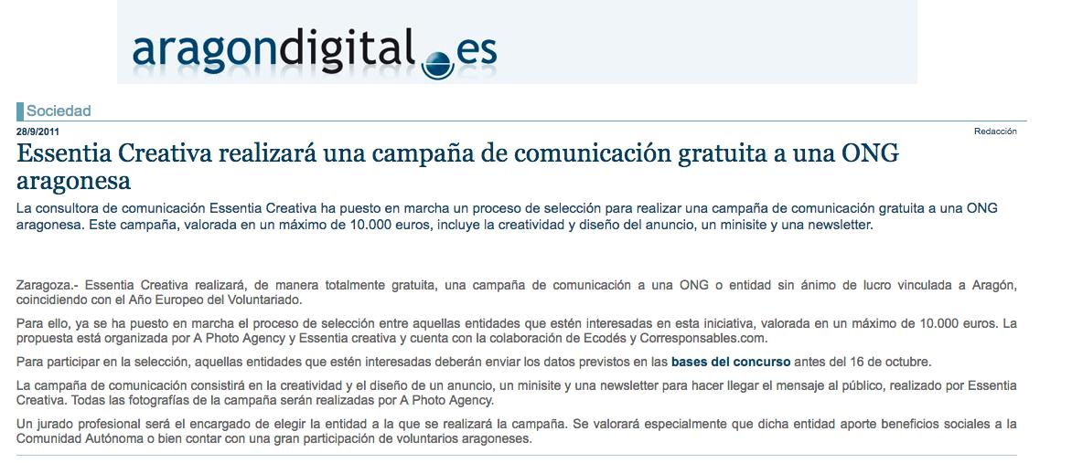 aragon digital comunicacion