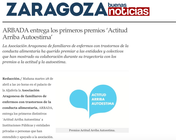 Arabada Buenas Noticias