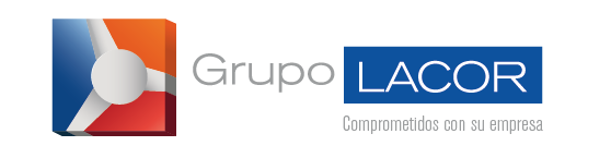 Logo Grupo Lacor