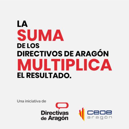 La Suma de los Directivos de Aragón Multiplica
