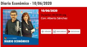 Aragón Radio: Conocemos con María Sasot, directora de Essentia Creativa, la iniciativa #Estiempoparaconfiar