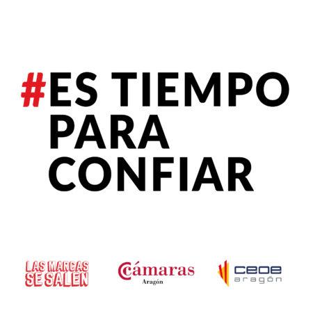 #EsTiempoParaConfiar