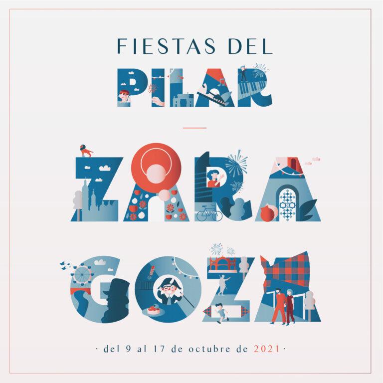 Accésit Cartel del Pilar 2021